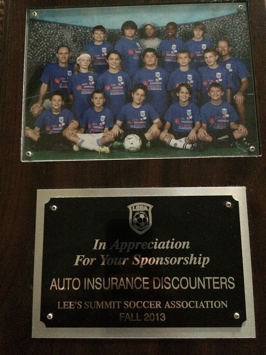 Auto Insurance Discounters Soccer Team
