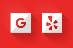Google Yelp Independence